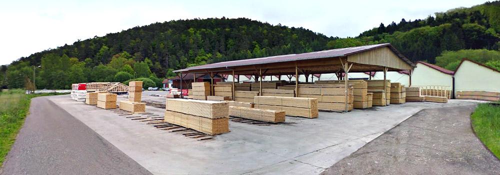 Vosges Structures Bois