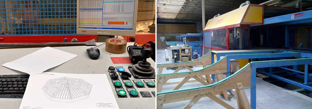 VSB - Atelier charpentes traditionnelles - K2i