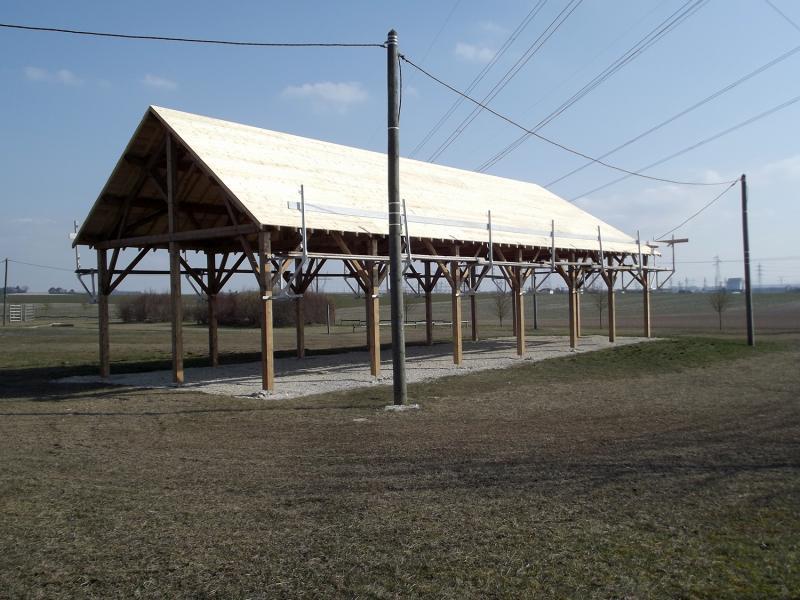 Abri agricole/industriel
