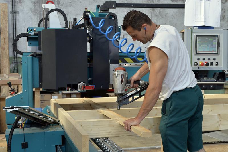 Atelier ossatures bois